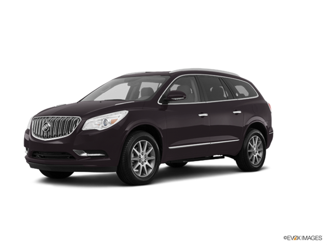 Best Safety Rated SUVs of 2017 - 2017 Buick Enclave