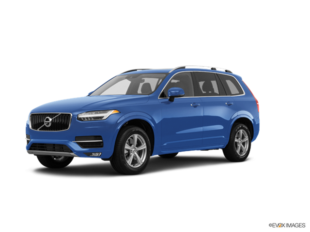 New Car 2018 Volvo XC90 T5 R-Design