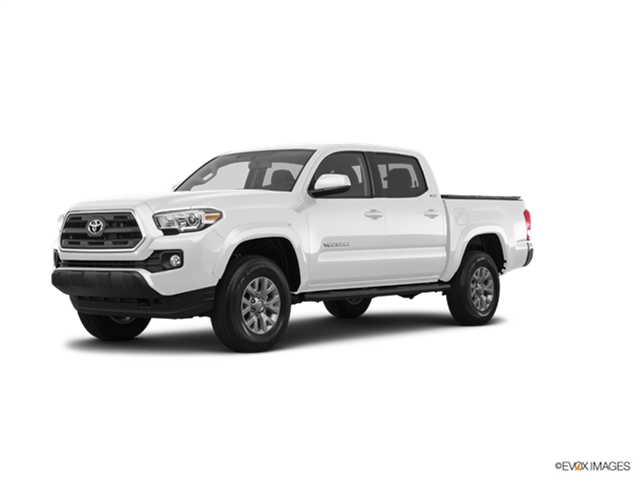 New Car 2018 Toyota Tacoma Double Cab Limited
