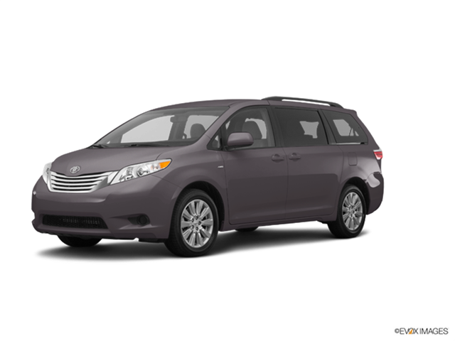 New Car 2017 Toyota Sienna XLE