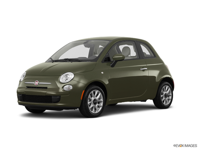 Most Popular Hatchbacks of 2017 - 2017 FIAT 500