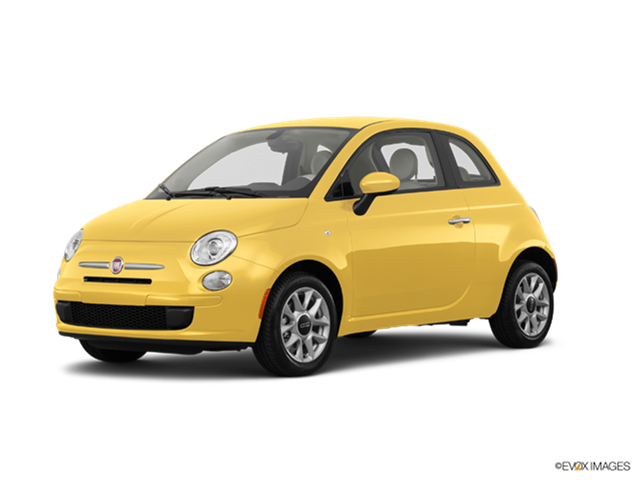Best Safety Rated Coupes of 2017 - 2017 FIAT 500