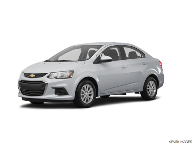 New Car 2017 Chevrolet Sonic Premier