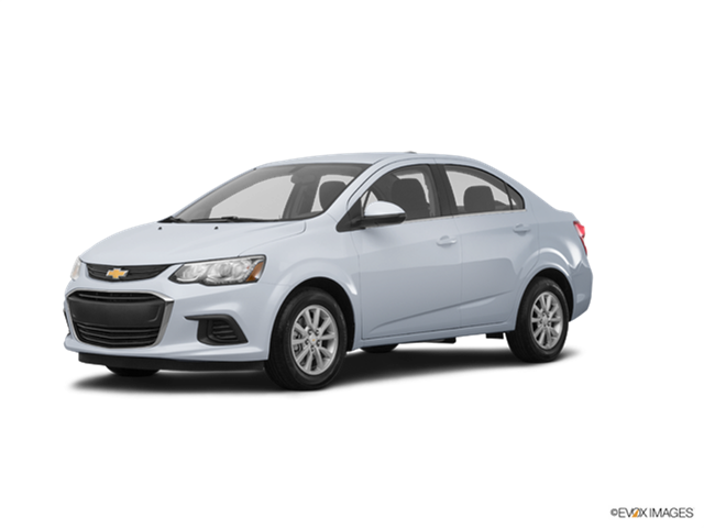 New Car 2018 Chevrolet Sonic Premier