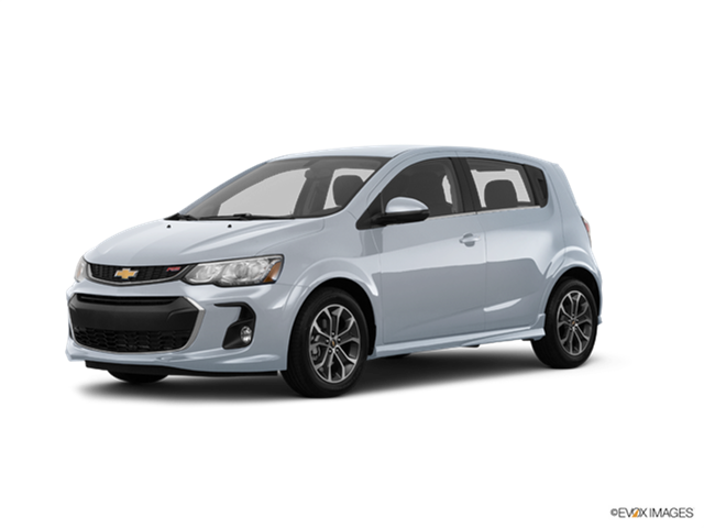 Best Safety Rated Sedans of 2017 - 2017 Chevrolet Sonic