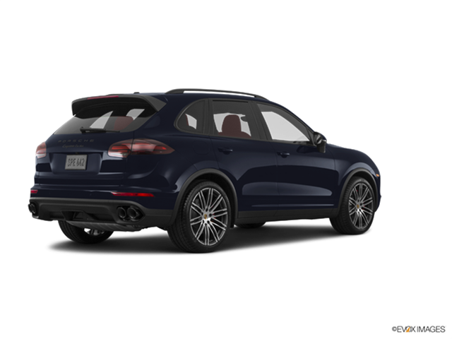New Car 2018 Porsche Cayenne Turbo
