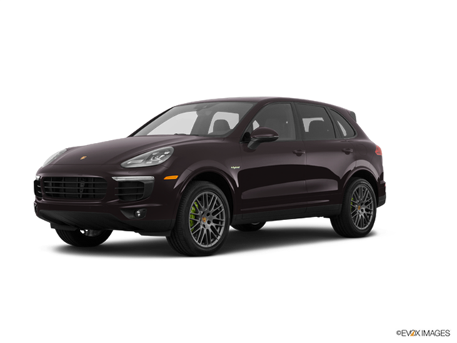 Top Consumer Rated Electric Cars of 2018 - 2018 Porsche Cayenne