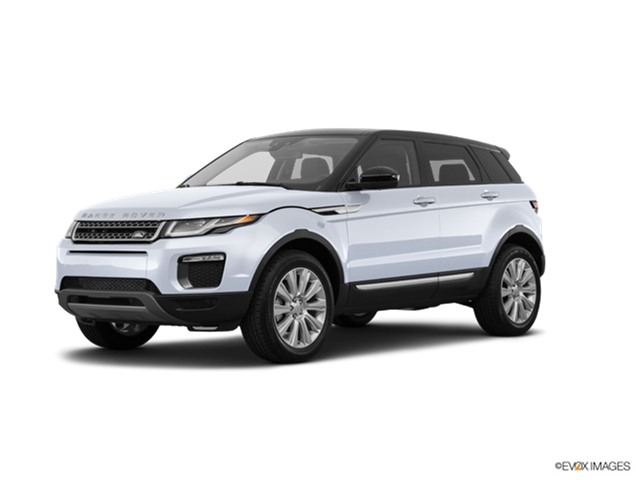 New Car 2018 Land Rover Range Rover Evoque SE Premium