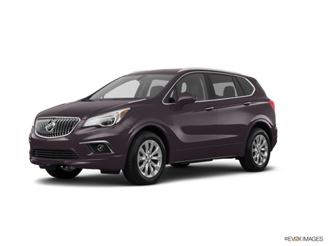 New Car 2018 Buick Envision Essence
