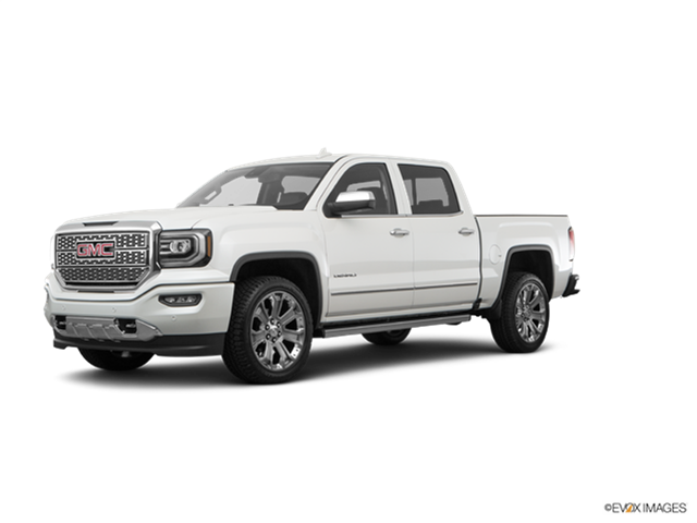 2017 gmc sierra 1500 crew cab denali 5 year cost to own kelley blue book. Black Bedroom Furniture Sets. Home Design Ideas