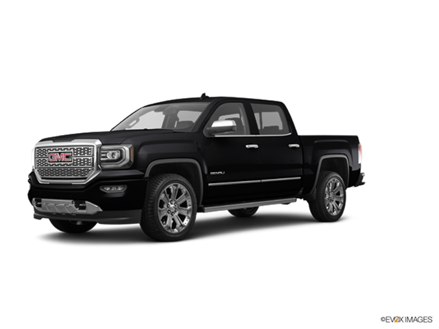 2017 gmc sierra 1500 crew cab denali new car prices kelley blue book. Black Bedroom Furniture Sets. Home Design Ideas