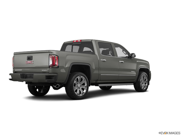 New Car 2018 GMC Sierra 1500 Crew Cab Denali