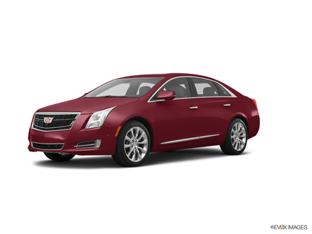 Best Safety Rated Sedans of 2017 - 2017 Cadillac XTS