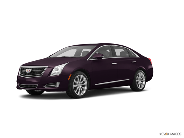 Best Safety Rated Luxury Vehicles of 2017 - 2017 Cadillac XTS