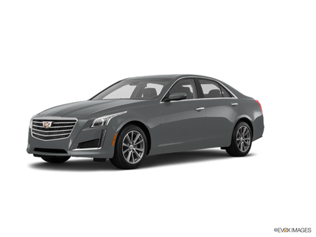 Best Safety Rated Sedans of 2017 - 2017 Cadillac CTS