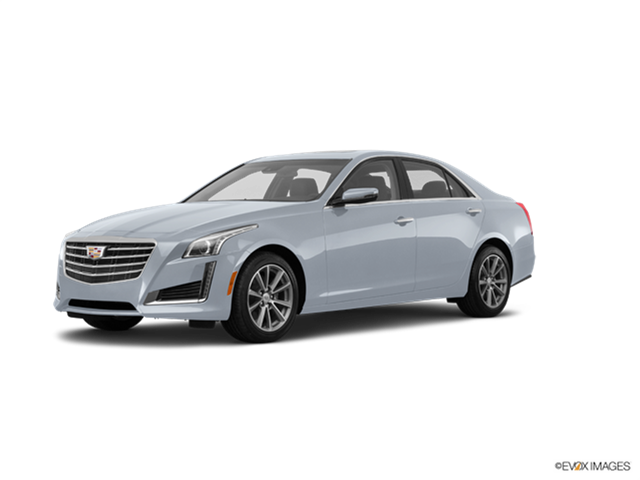 New Car 2017 Cadillac CTS 3.6 Luxury