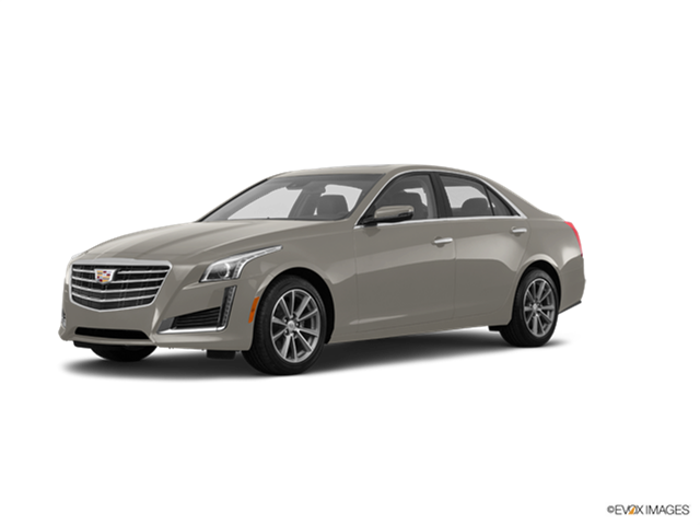 Best Safety Rated Luxury Vehicles of 2017 - 2017 Cadillac CTS