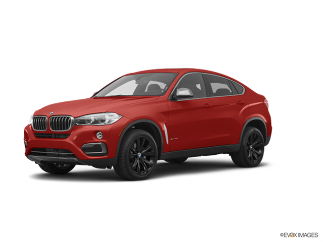 New Car 2017 BMW X6 sDrive35i