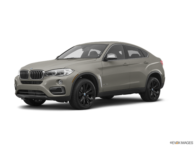Top Consumer Rated Crossovers of 2017 - 2017 BMW X6