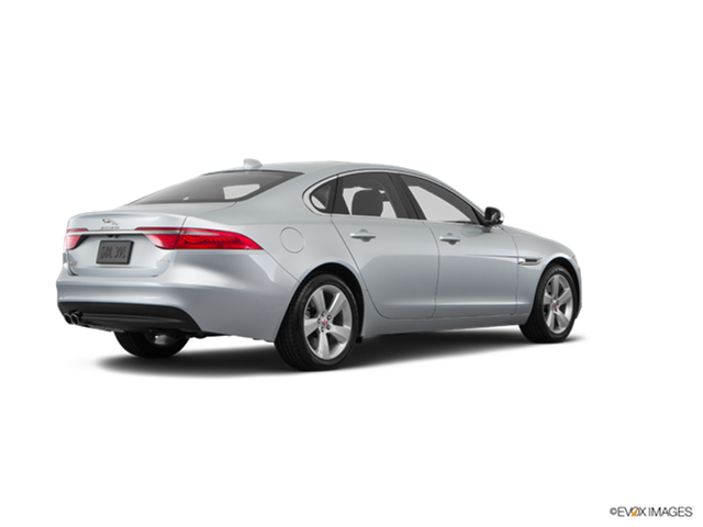 New Car 2017 Jaguar XF XF 20d
