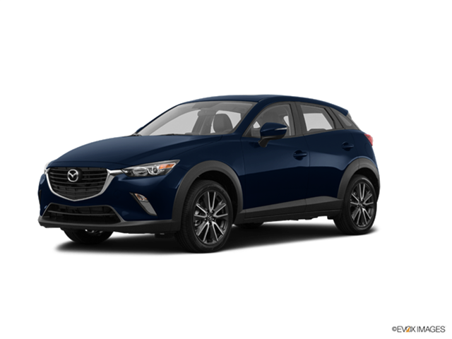 New Car 2018 Mazda CX-3 Touring