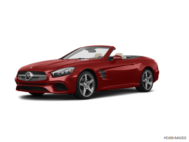 New Car 2017 Mercedes-Benz SL SL 550