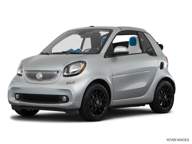 2017 smart fortwo cabrio Passion New Car Prices | Kelley Blue Book