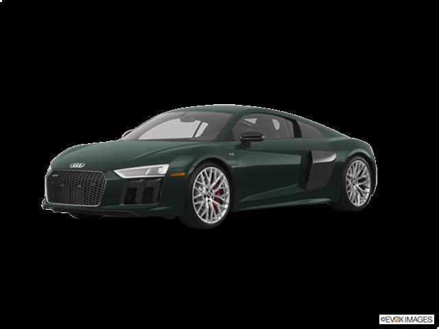 2018 Audi R8 V10 Plus New Car Prices Kelley Blue Book