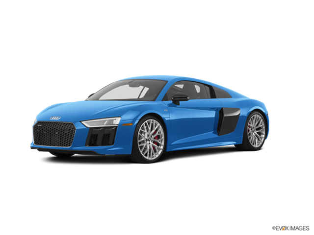 2018 Audi R8 V10 Plus New Car Prices Kelley Blue Book