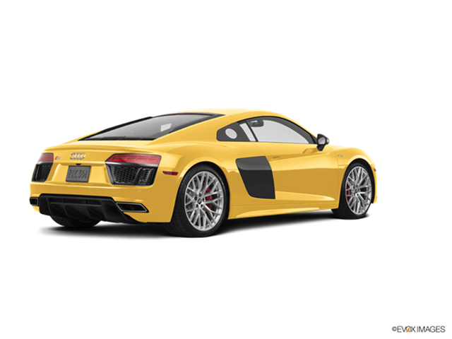 New Car 2017 Audi R8 V10 plus
