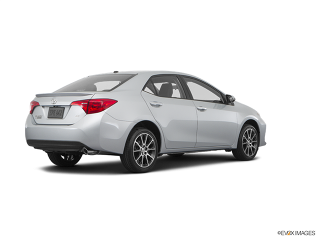 2017 toyota corolla 50th anniversary special edition new car prices kelley blue book. Black Bedroom Furniture Sets. Home Design Ideas
