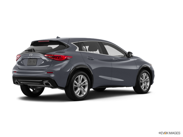 New Car 2017 INFINITI QX30