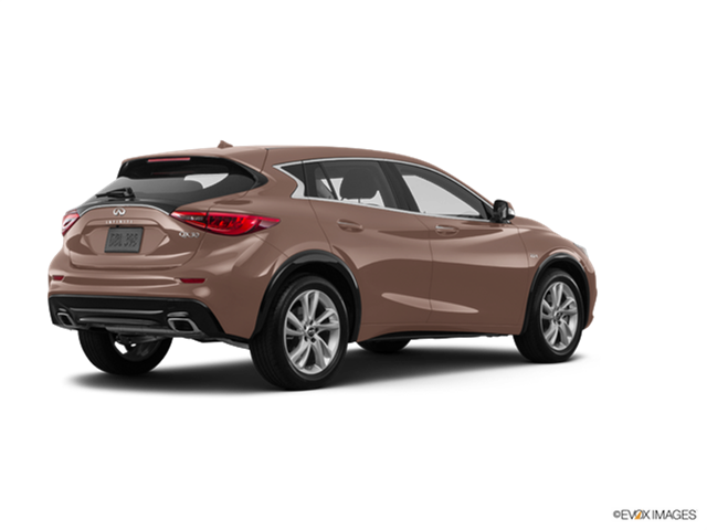 New Car 2018 INFINITI QX30
