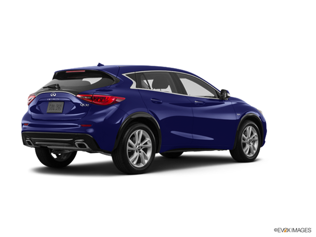 New Car 2017 INFINITI QX30 Sport