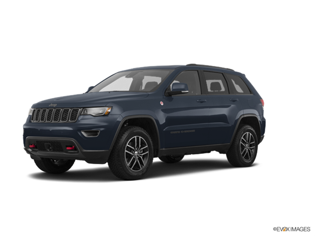 2018 Jeep Grand Cherokee Trailhawk New Car Prices