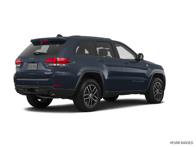 2018 jeep grand cherokee trailhawk new car prices kelley blue book. Black Bedroom Furniture Sets. Home Design Ideas