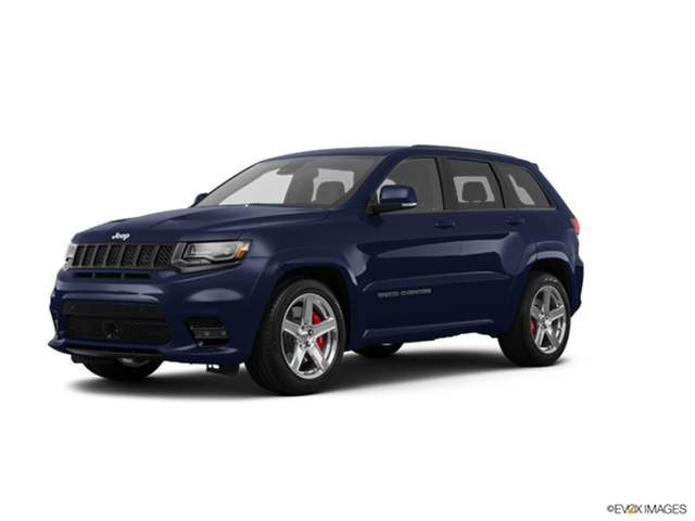 2018 Jeep Grand Cherokee SRT New Car Prices | Kelley Blue Book