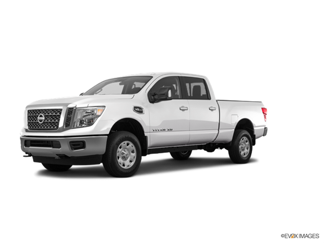 2017 nissan titan xd crew cab kelley blue book. Black Bedroom Furniture Sets. Home Design Ideas
