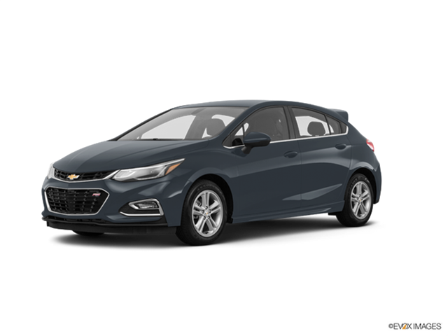 New Car 2019 Chevrolet Cruze LT