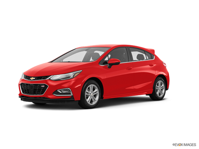 Top Consumer Rated Hatchbacks of 2018 - 2018 Chevrolet Cruze