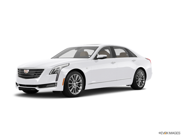 2017 Cadillac CT6 | Kelley Blue Book