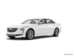 2017 Cadillac Ct6 3.6 L Premium Luxury >> 2017 Cadillac CT6 - Kelley Blue Book