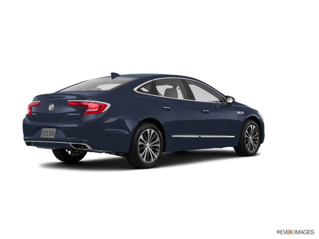 New Car 2017 Buick LaCrosse Essence