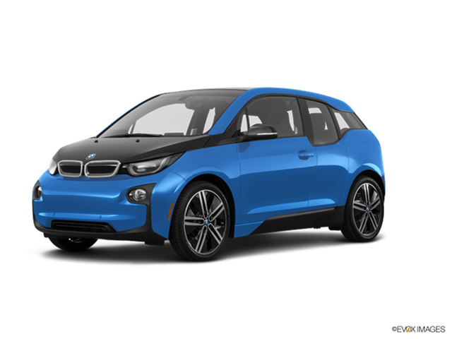 Top Expert Rated Hybrids of 2017 - 2017 BMW i3