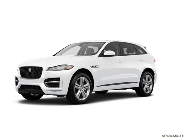 New Car 2018 Jaguar F-PACE 20d R-Sport