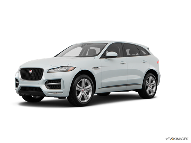 New Car 2018 Jaguar F-PACE 25t R-Sport