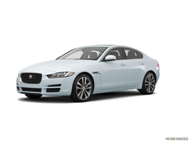 New Car 2018 Jaguar XE XE 25t Prestige