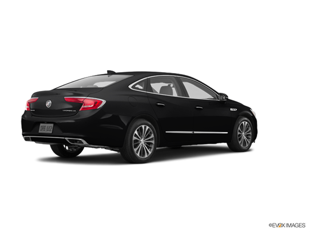 New Car 2018 Buick LaCrosse Preferred