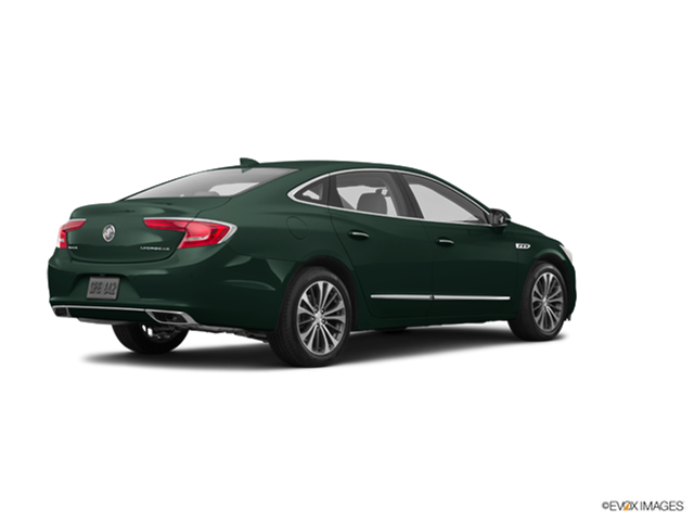 New Car 2017 Buick LaCrosse 1SV