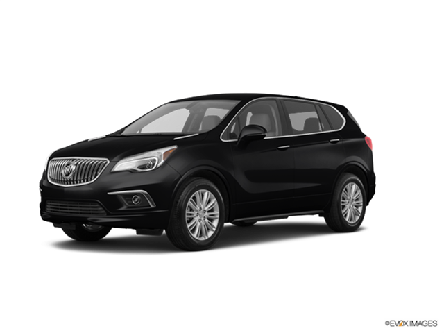 New Car 2017 Buick Envision Preferred